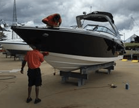 Virginia Beach Boat Detailing