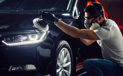 The Stages and Steps of Exterior Car Detailing