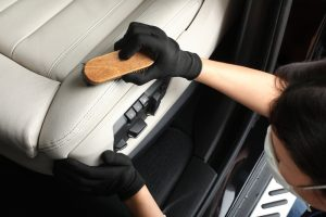 Seat Cleaning