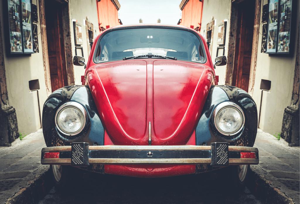 volkswagen bug headlights